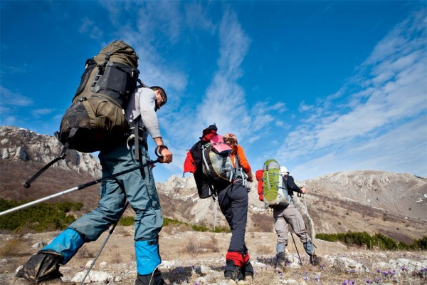 Why Use Trekking Poles?