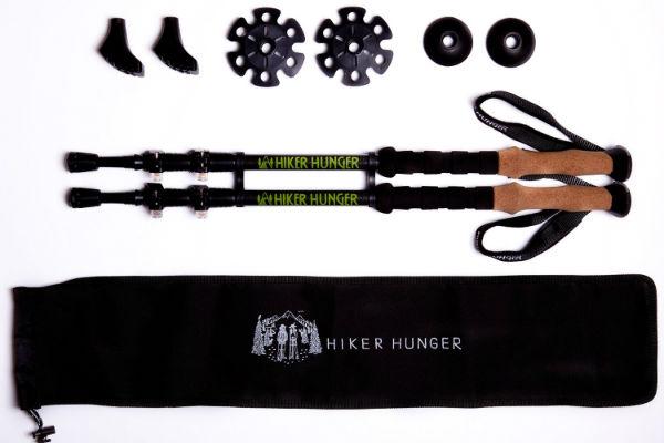 Hiker Hunger Carbon Fiber Trekking Poles Review Best